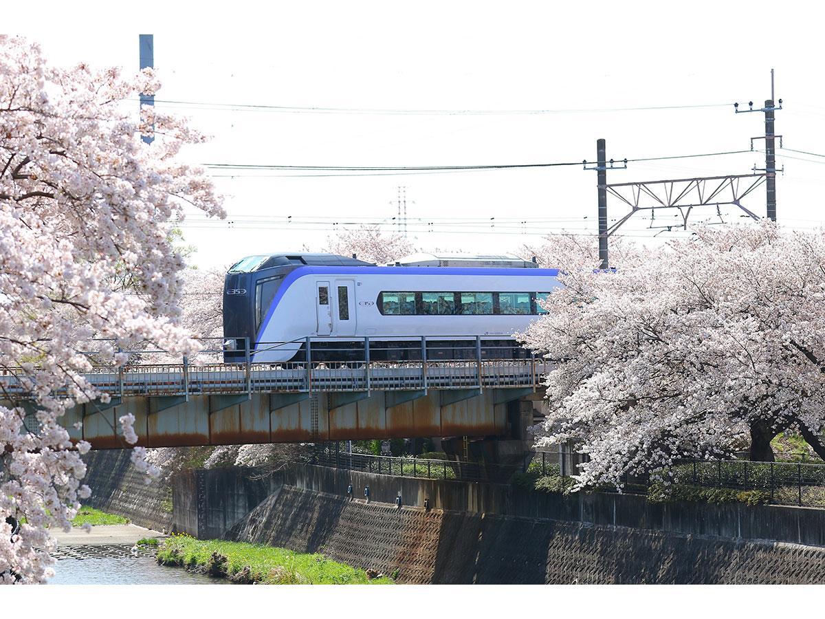 特急「はちおうじ」では「E353形」を使用(写真提供=JR東日本)
