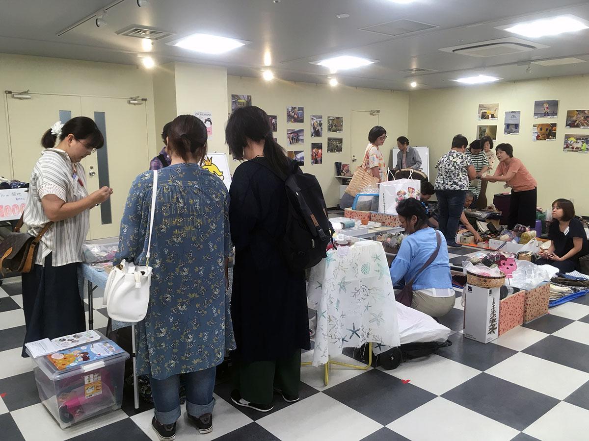 「ケイハチ王子の部屋」で行われる「OFUKUWAKE」