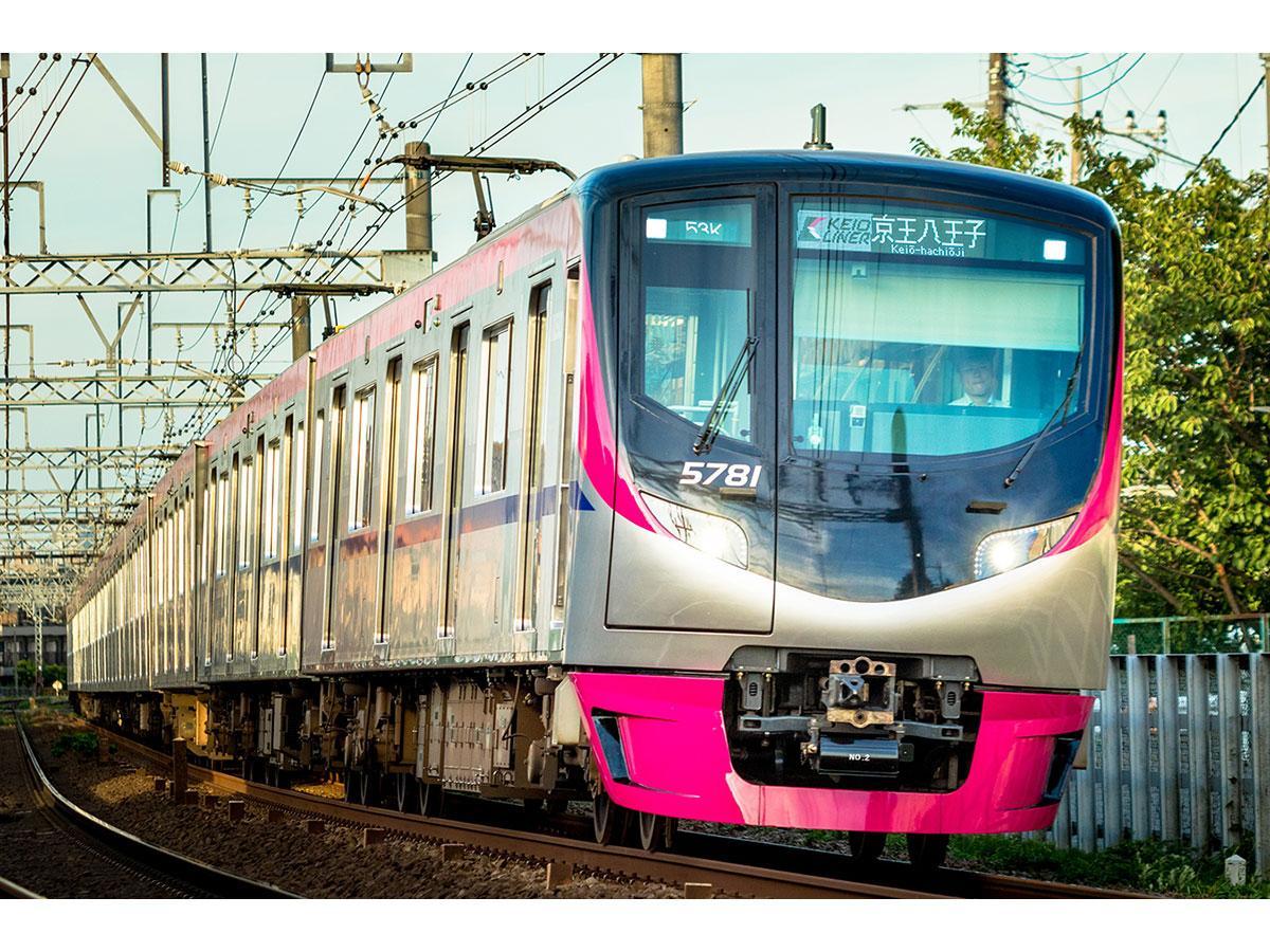 「高尾山ビアマウント」に合わせて運行される「京王ライナー」