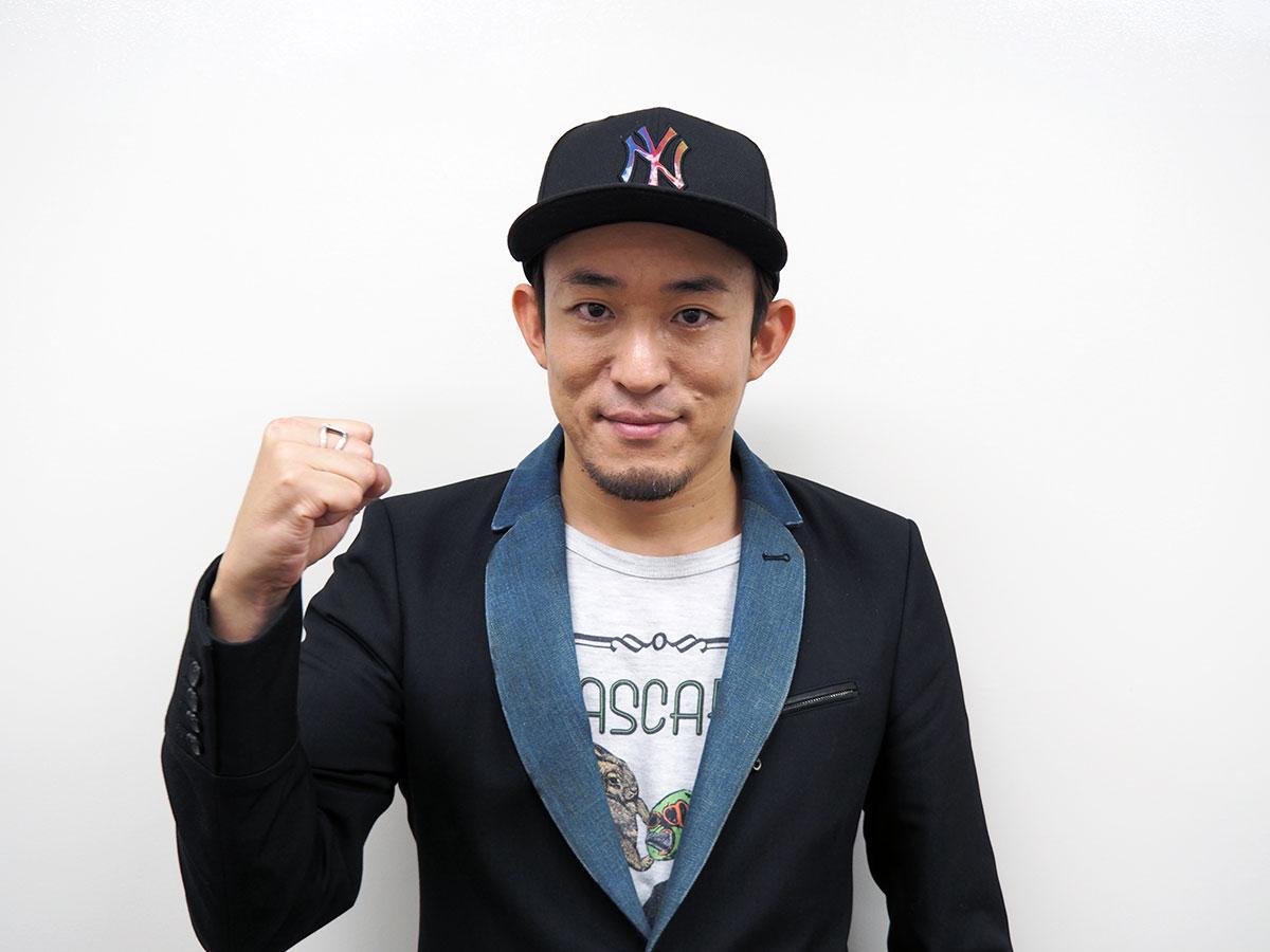 「八王子エイド」を開催するファンキー加藤さん