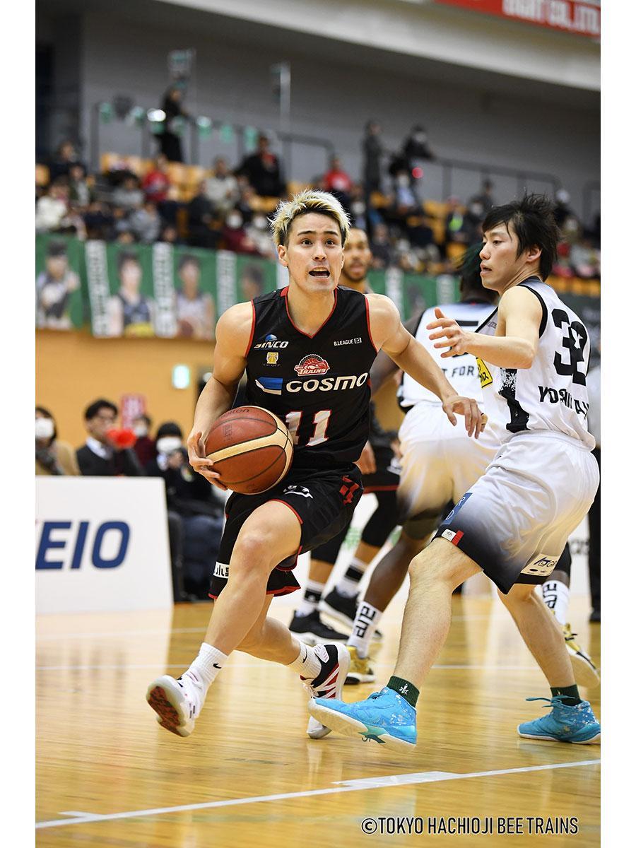 今シーズンを6位で終えた東京八王子ビートレインズ(写真提供=東京八王子ビートレインズ)