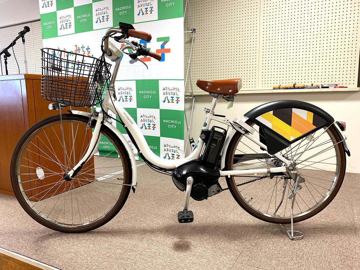 導入する電動アシスト付き自転車