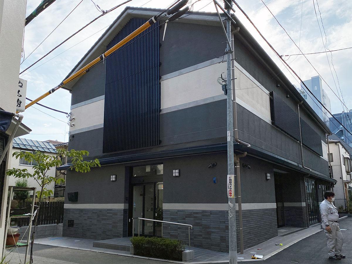 10月3日に開業する「まちなか休憩所 『八王子宿』」