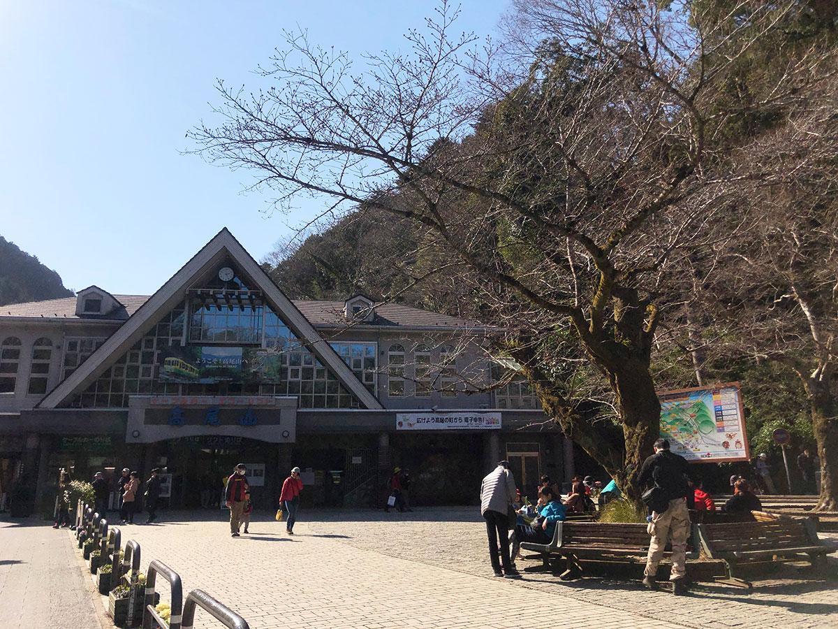 6月に認定された日本遺産で題材となった高尾山