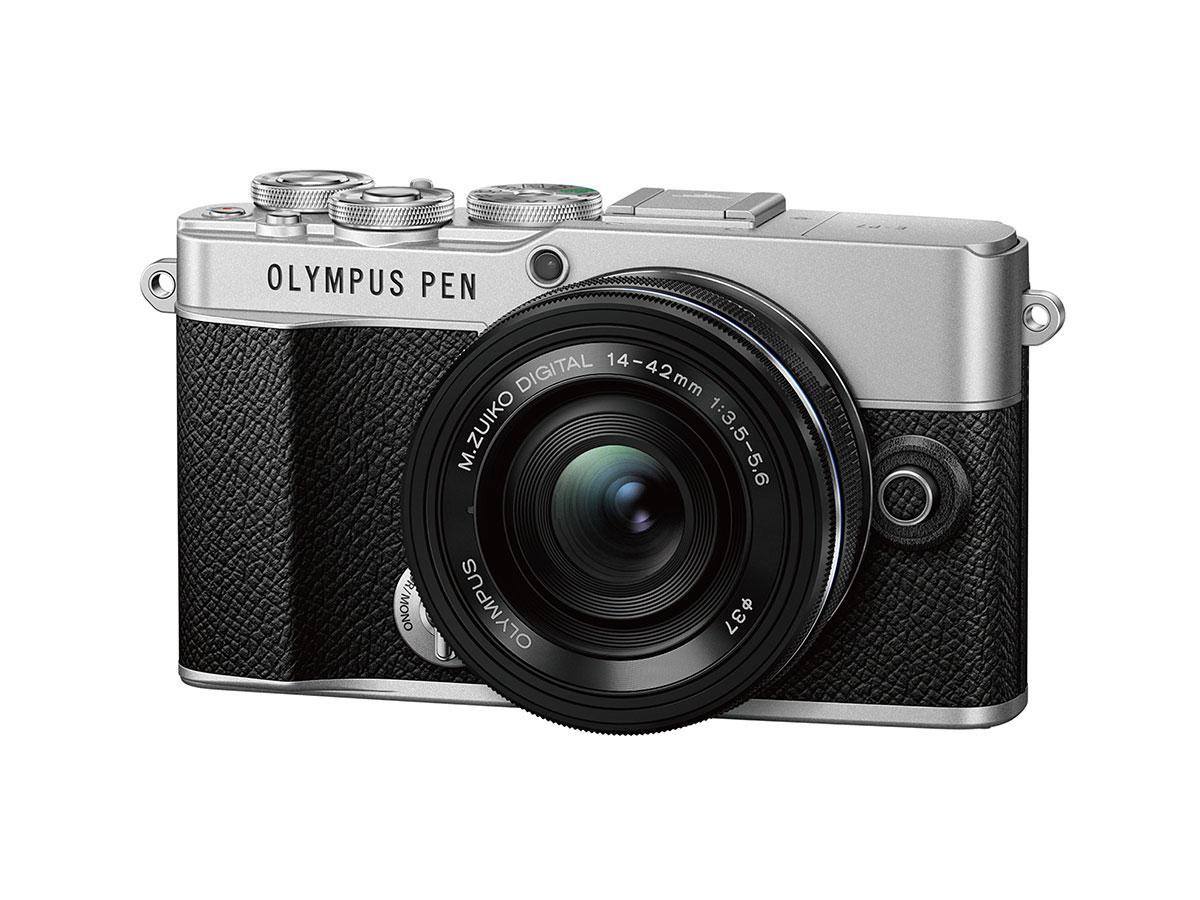 6月25日に発売される「OLYMPUS PEN E-P7」
