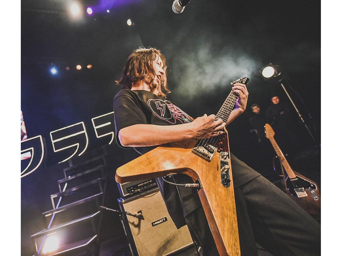 ギターの田村優太さん