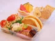 アビスパ福岡選手の食事をメニュー化-サンパレス、レベスタに出店