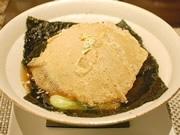 縁起のいい食材で「開運ラーメン」-ANAクラウンプラザホテル福岡