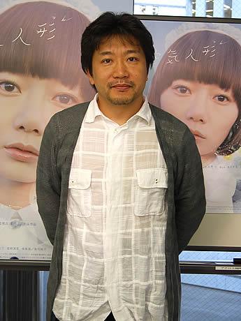映画「空気人形」の是枝裕和監督