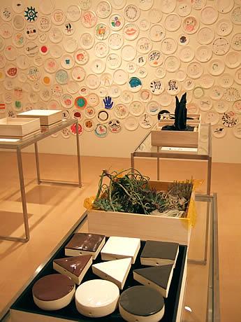 ギャラリーアートリエで企画展「おいしいデザイン展」後編が開催