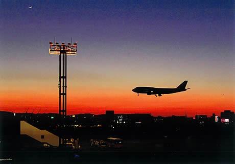 福岡空港の送迎デッキに「福岡空港ビアテラス」がオープン