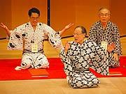 「福岡チャリティー歌舞伎」通しげいこ公開-吉田市長ら各界有志が出演