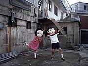 博多のギャラリーで「韓日現代美術展」-九大生らが企画