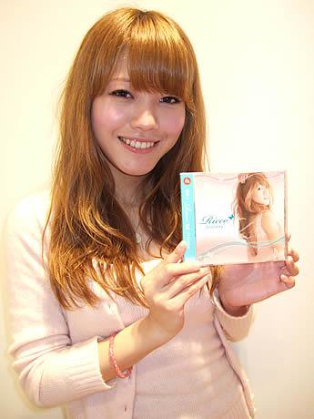 「よか音」レーベルの第1弾アーティストとしてデビューする福岡市出身の理映子さん