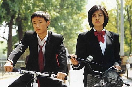 第51回ベルリン国際映画祭で審査員特別賞を受賞した「北京の自転車」(2000年)