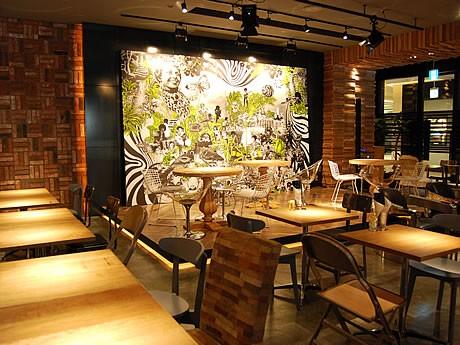 博多にカフェ「Brooklyn Parlor HAKATA」がオープン