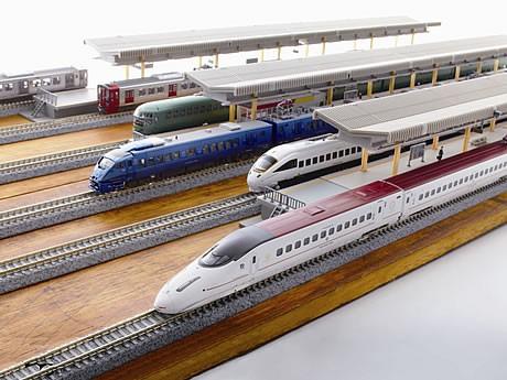 博多阪急で「鉄道模型フェスティバル2012」が開催