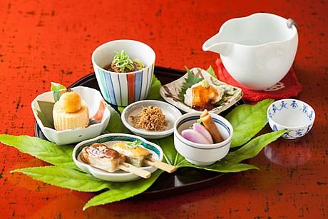 JR博多シティでイベント「京都 名酒の会」が開催(写真=料理イメージ)