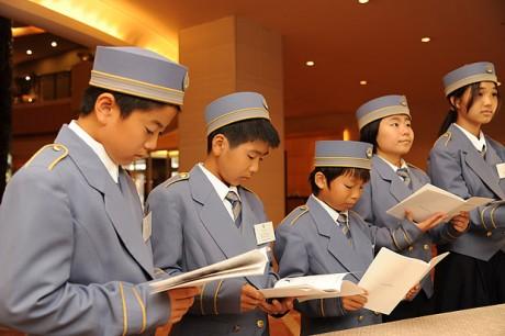 ホテルオークラ福岡で体験イベントが開催