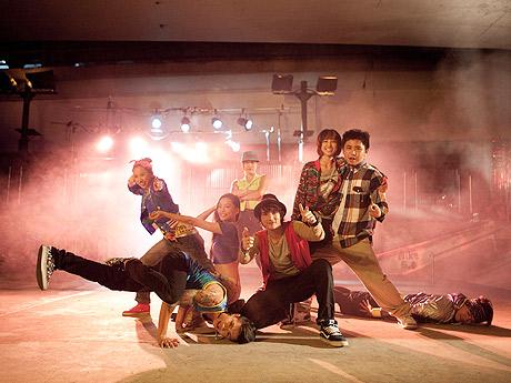 「踊るぜ、香港!」(2013年・香港)