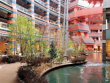 キャナルシティ博多で「下水道フェア 課外授業inキャナル」が開催