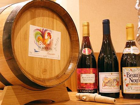 博多で「祝!ボージョレ解禁 新酒ワイン飲み比べパーティー」が開催
