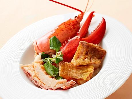 ビストロ ル・クール(福岡)による各日20食限定の「オマールエビのブイヤベースとオニオンライス」