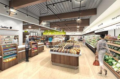 中洲川端に都市型小型スーパー「レガネットキュート 中洲川端店」がオープン