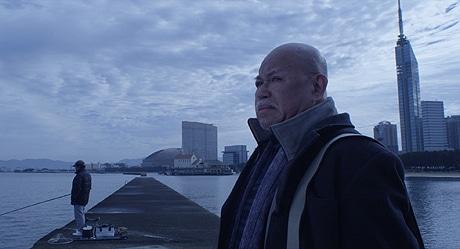 福岡市内で撮影された「インビジブル」(2015年、フィリピン・日本)