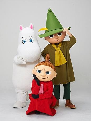 © Moomin Characters ™