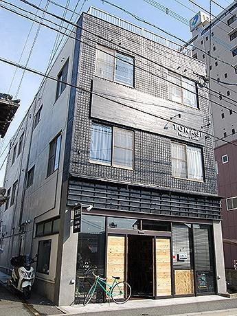 博多にカフェ併設のゲストハウス 「TONAGI Hostel&Cafe」がオープン