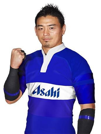 ラグビー・五郎丸歩選手が博多でラグビー体験教室
