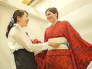 福岡の施設で「ウエルカムキャンペーン」 キャナルでは着付け体験も
