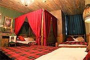 博多に「魔法学校」コンセプトの宿泊施設 装飾に絵画やフクロウも