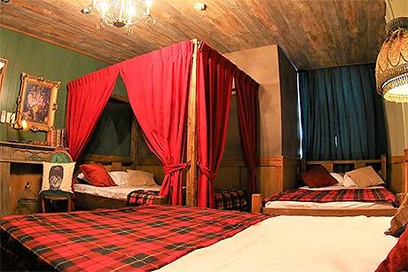 博多に「魔法学校」をコンセプトにした宿泊施設「EXPECTED INN」がオープン