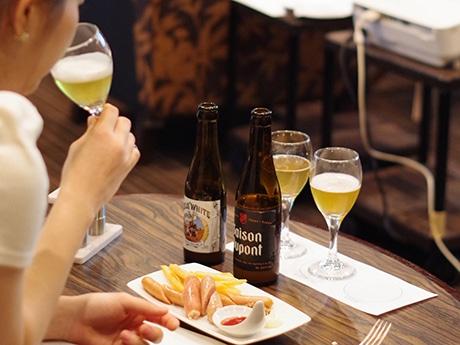 ANAクラウンプラザホテル福岡で「ベルギービール講座」が開講