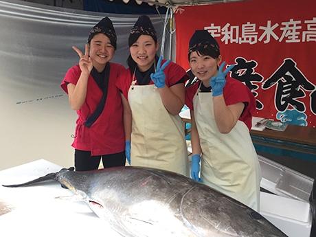 博多阪急でイベント「うまちか!甲子園」が開催