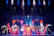 博多でミュージカル「リトルマーメイド」開幕