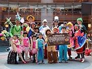 博多で「ハロウィーン仮装パレード」 ランタンワークショップも