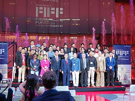 アジアフォーカス・福岡国際映画祭2017が開幕
