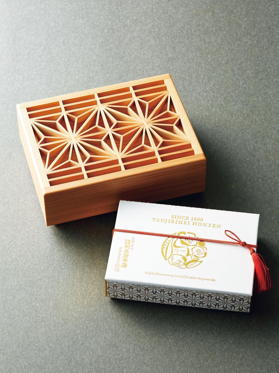 博多阪急、バレンタイン商戦へ 大川組子の木箱入り限定チョコも