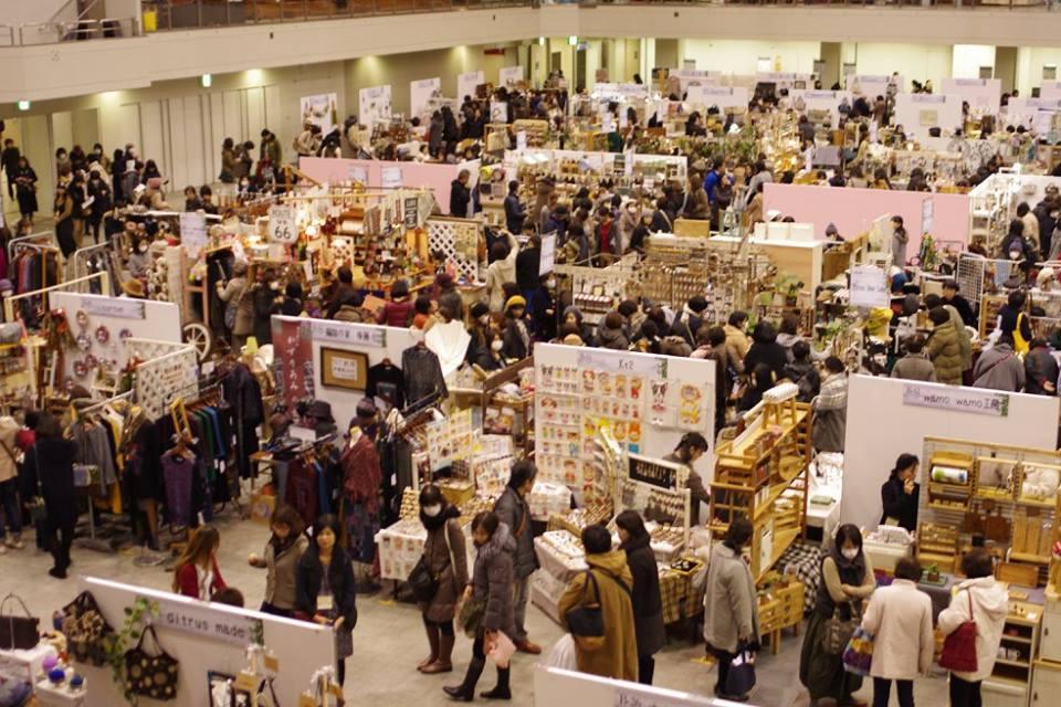 博多で「ハンドメイド&こだわり品フェア」 九州内外のショップや作家一堂に(写真は前回の様子)