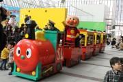 福岡アンパンマンこどもミュージアムにロードトレイン「SLマン」登場 運行日拡大