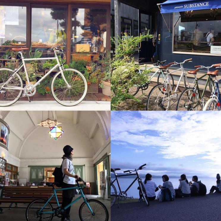 自転車でパン店を巡るイベント「春の博多でパン巡り」が初開催(写真はイベントイメージ)