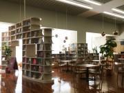 福岡アジア美術館に「アートカフェ」 アジア、アート、旅関連書籍1万冊一堂に