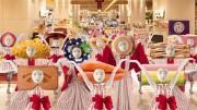 博多駅の商業施設「マイング」が新CM 九州土産と博多人形が合体し、歌って踊る