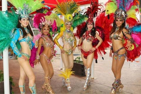 ベイサイドプレイス博多で「Festa do Brasil福岡2018」が開催
