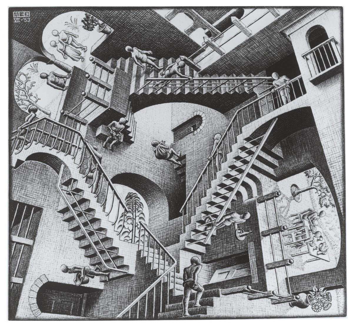 「相対性」(1953年)