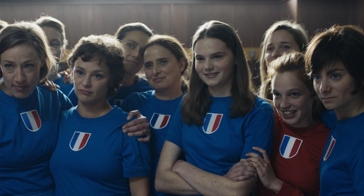 「ピッチの上の女たち」(2018年・フランス)