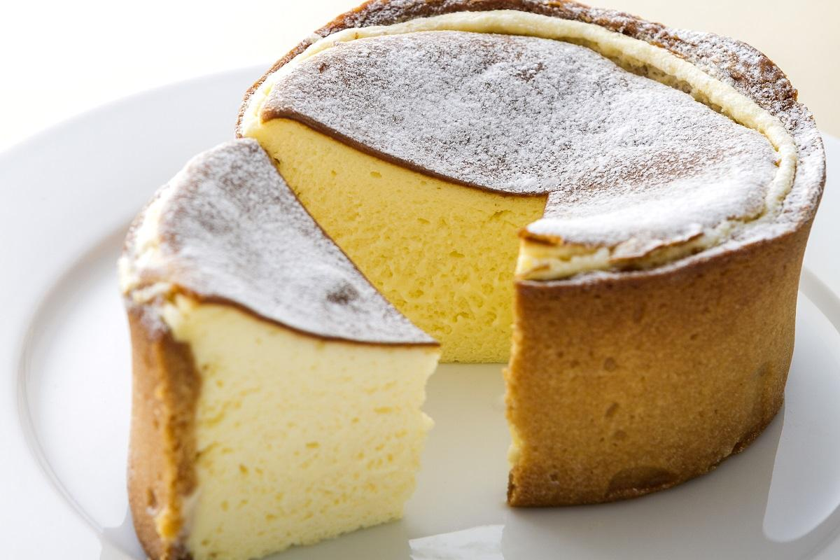 ジョルジュマルソー「チーズケーキフォンデュ」